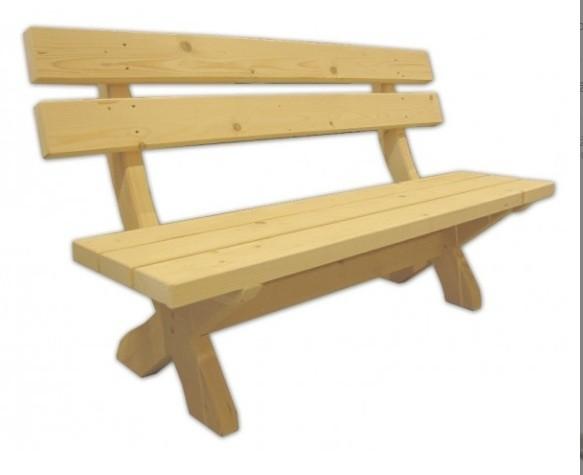 Záhradné lavice akcia