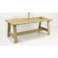 Záhradný stôl vidiecky  200 ( AKCIA )
